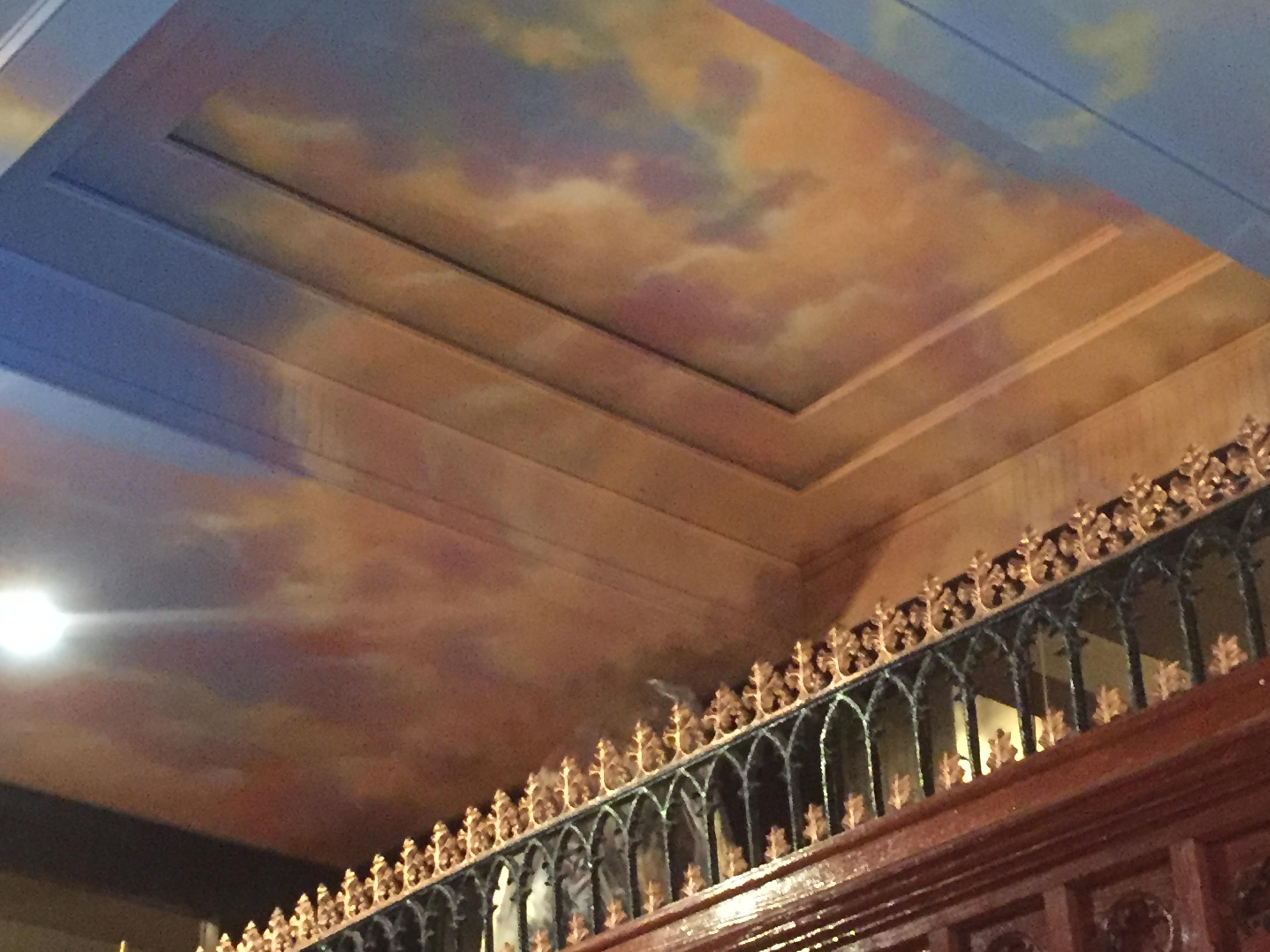 Ct Mural artist Marc Potocsky Vanity New Haven