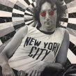 John Lennon Painting by CT Mural Artist Marc Potocsky