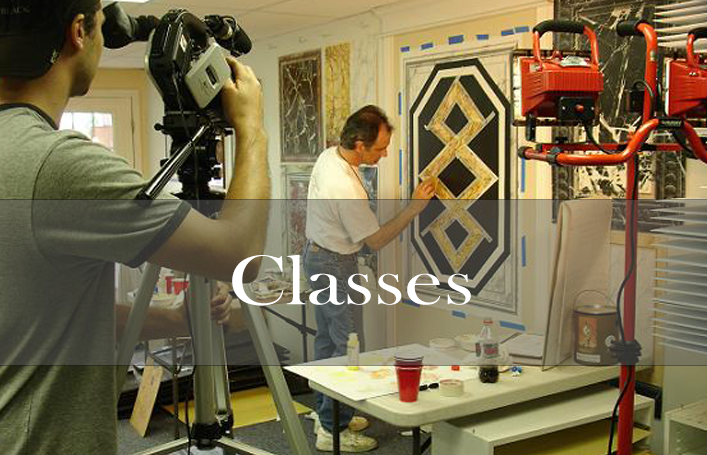Faux painting art classes and workshops ct ny mjp studios for Painting classes ct