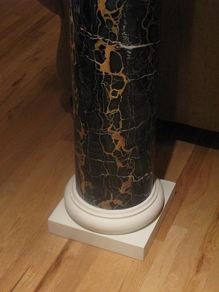 Faux Painted Marble 187 Mjp Studios