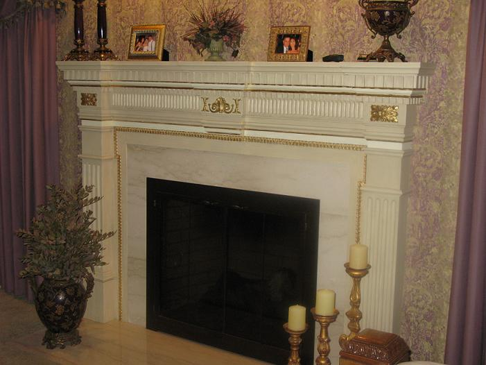 Faux Painted Fireplaces Amp Mantels 187 Mjp Studios