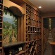 wine cellar mural- Decoative painting CT