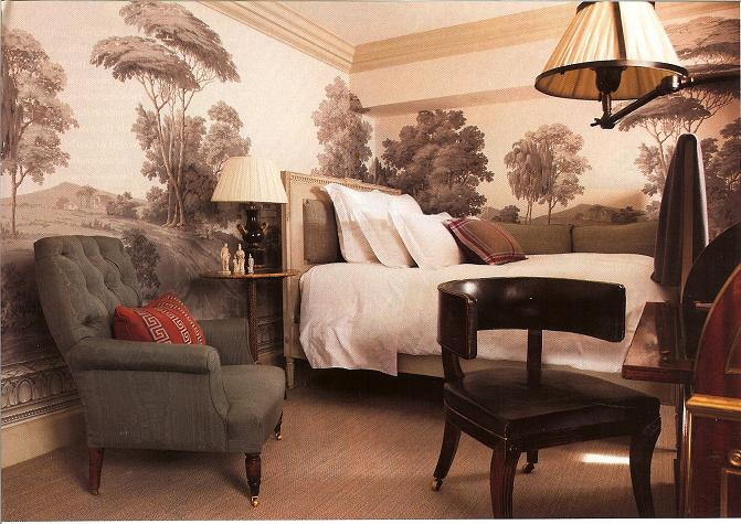 Grisaille murals ct ny