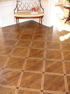 Decorative painting CT faux painted oak floor mjp studios new canaan CT