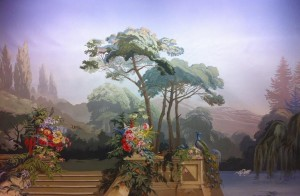 Murals CT Zuber Wallpaper Mural Reproduction – part 2 by Marc Potocsky