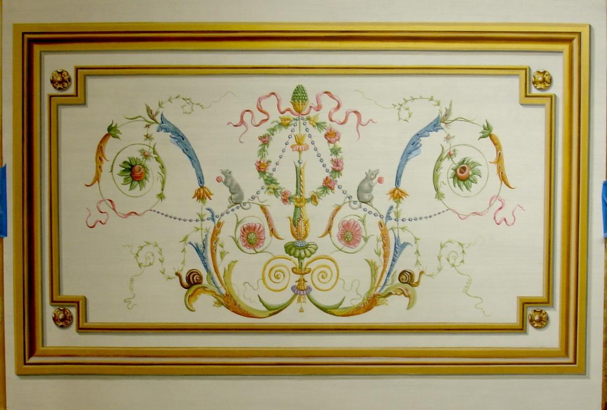 Decorative Painting In Ny By Marc Potocsky 187 Mjp Studios