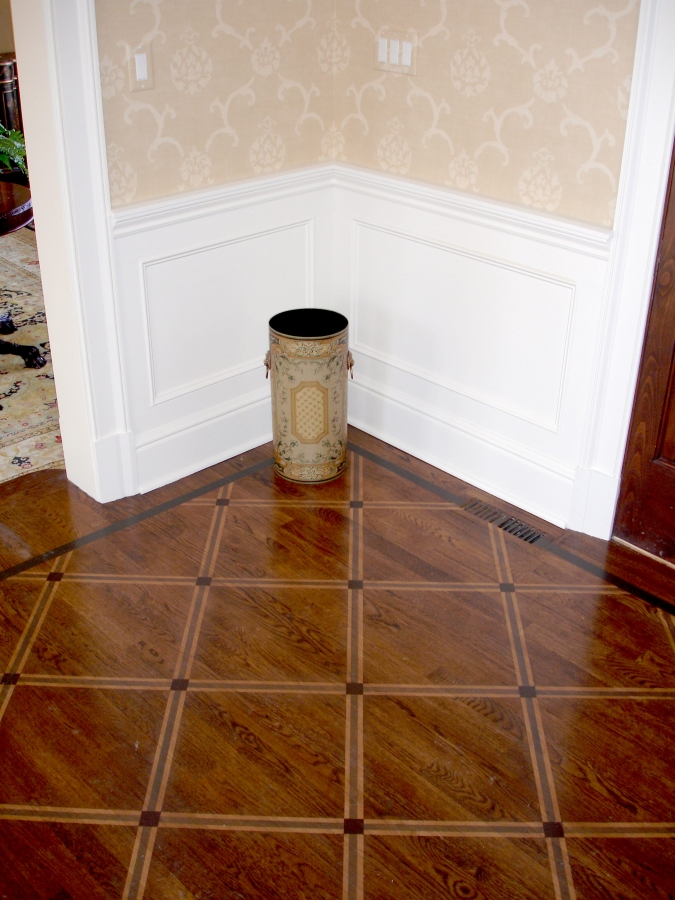Stamped Faux Flooring : Faux painting finishes and decorative mjp studios