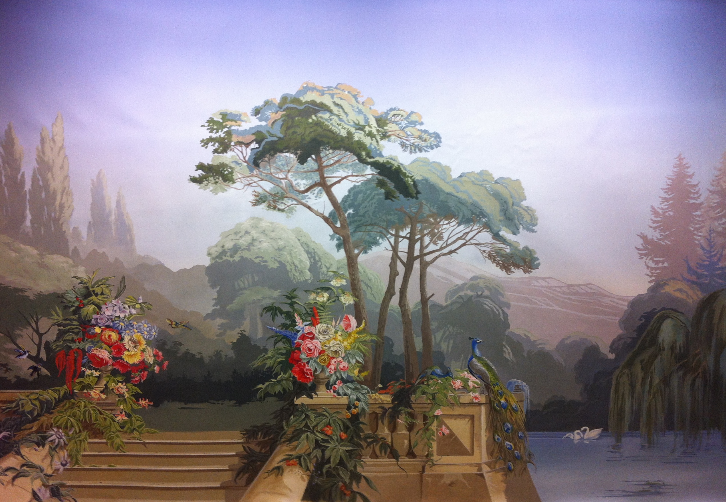 Faux Painting Finishes And Decorative Painting 187 Mjp Studios