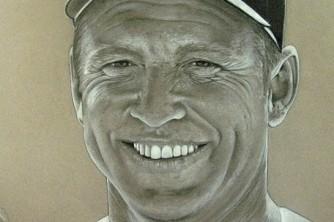 New York Yankees Art CT- Mantel MJP