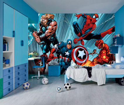 15 great childrens rooms murals ct